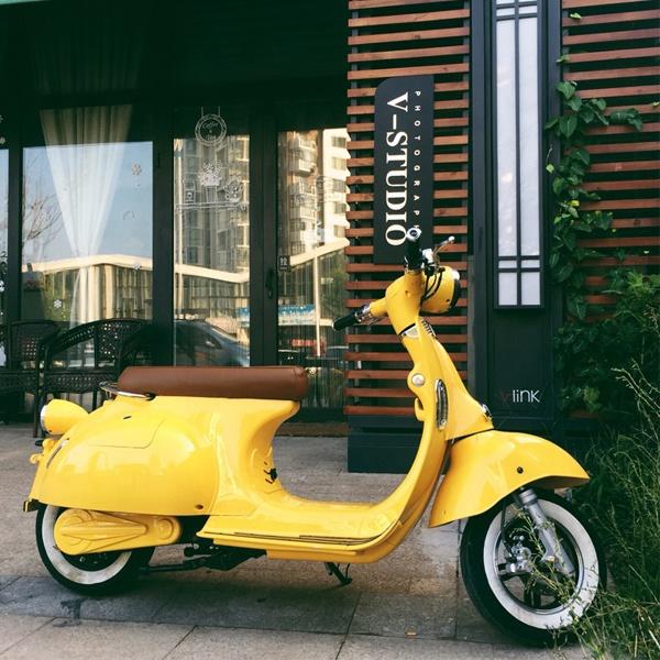 Гоночный мотоцикл Sunnytimes V1